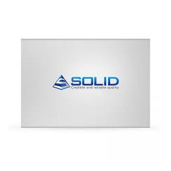 """Solid 2.5"""" SATA 120GB SSD"""