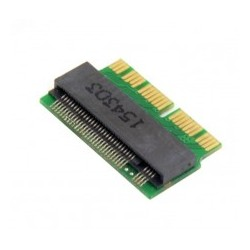 NGFF to 12+16 Pin SSD adapter